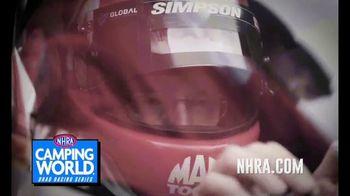 NHRA TV Spot, '2021 Nationals: Mile-High, Sonoma and Summer Nationals' Song by Grace Mesa - Thumbnail 2