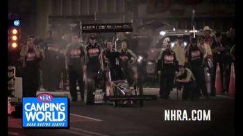 NHRA TV Spot, '2021 Nationals: Mile-High, Sonoma and Summer Nationals' Song by Grace Mesa - Thumbnail 4