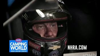 NHRA TV Spot, '2021 Nationals: Mile-High, Sonoma and Summer Nationals' Song by Grace Mesa - Thumbnail 5