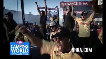NHRA TV Spot, '2021 Nationals: Mile-High, Sonoma and Summer Nationals' Song by Grace Mesa - Thumbnail 7