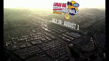 NHRA TV Spot, '2021 Nationals: Mile-High, Sonoma and Summer Nationals' Song by Grace Mesa - Thumbnail 9