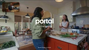 Portal from Facebook TV Spot, 'Share Something Real: Tattoo' - Thumbnail 1