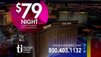 Treasure Island Hotel & Casino TV Spot, 'The Most Exciting City on the Planet' - Thumbnail 6