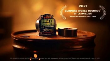 T-Rex Brute Force TV Spot, 'Guinness World Records' Featuring Brian Shaw