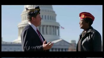 The American Legion TV Spot, 'More Than What You've Heard' Featuring Jimmie Johnson