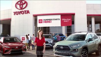 Toyota Summer Starts Here TV Spot, 'Ice Cream' [T2] - 13 commercial airings