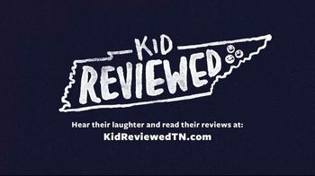 Tennessee Vacation TV Spot, 'The Laugh Tracker' - Thumbnail 9