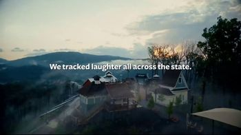 Tennessee Vacation TV Spot, 'The Laugh Tracker' - Thumbnail 4
