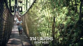 Tennessee Vacation TV Spot, 'The Laugh Tracker' - Thumbnail 5