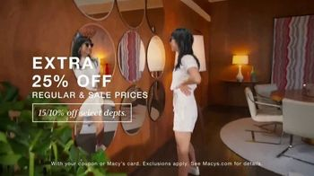 Macy's TV Spot, 'Summer Style: Fashion' Song by Max Styler - Thumbnail 7