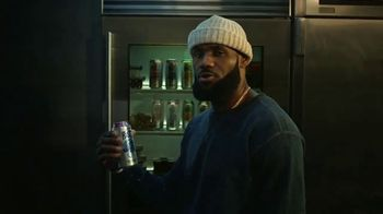 Mountain Dew Rise Energy TV Spot, 'The Morning Makes You' Featuring LeBron James