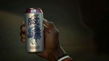 Mountain Dew Rise Energy TV Spot, 'The Morning Makes You' Featuring LeBron James - Thumbnail 2