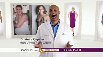 Sono Bello TV Spot, 'Remove Body Fat Permanently in One Visit: $250 Off' - Thumbnail 1