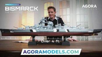 Agora Models Bismarck TV Spot, 'Build the Battleship Bismarck'