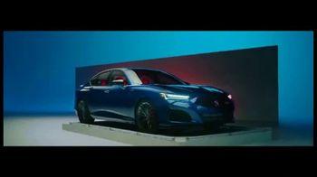 2021 Acura TLX Type S TV Spot, 'Reveal' [T1] - Thumbnail 9