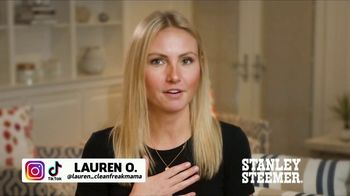 Stanley Steemer TV Spot, 'Real Moms: Keeping a Clean Home' - Thumbnail 10