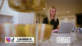 Stanley Steemer TV Spot, 'Real Moms: Keeping a Clean Home' - Thumbnail 3