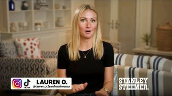 Stanley Steemer TV Spot, 'Real Moms: Keeping a Clean Home' - Thumbnail 5