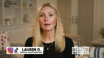 Stanley Steemer TV Spot, 'Real Moms: Keeping a Clean Home' - Thumbnail 9