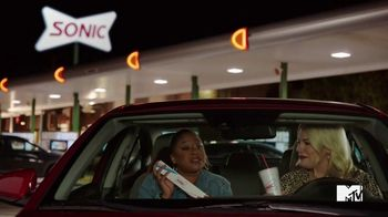 Sonic Drive-In TV Spot, '2021 MTV Movie & TV Awards: The Coney' Feat. Phoebe Robinson - 14 commercial airings