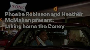 Sonic Drive-In TV Spot, '2021 MTV Movie & TV Awards: The Coney' Feat. Phoebe Robinson - Thumbnail 1