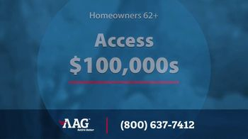 American Advisors Group (AAG) TV Spot, 'Convert Home Equity Into Cash' Featuring Tom Selleck - Thumbnail 3