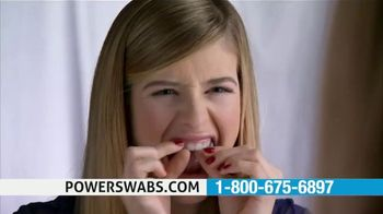 Power Swabs TV Spot, 'Stop Whitening the Old Fashion Way: Save 40% Off' - Thumbnail 1