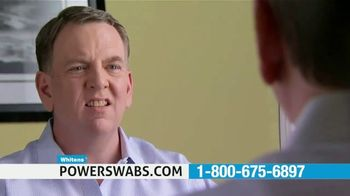 Power Swabs TV Spot, 'Stop Whitening the Old Fashion Way: Save 40% Off' - Thumbnail 2
