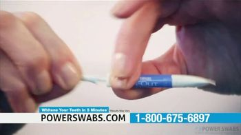 Power Swabs TV Spot, 'Stop Whitening the Old Fashion Way: Save 40% Off' - Thumbnail 4