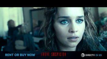 DIRECTV Cinema TV Spot, 'Above Suspicion' - 13 commercial airings
