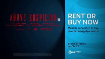 DIRECTV Cinema TV Spot, 'Above Suspicion' - Thumbnail 10