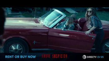 DIRECTV Cinema TV Spot, 'Above Suspicion' - Thumbnail 3