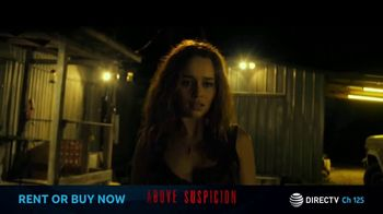 DIRECTV Cinema TV Spot, 'Above Suspicion' - Thumbnail 5