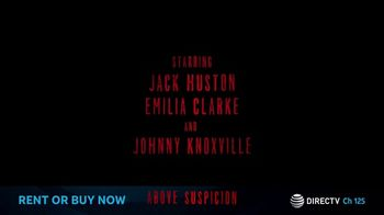 DIRECTV Cinema TV Spot, 'Above Suspicion' - Thumbnail 7