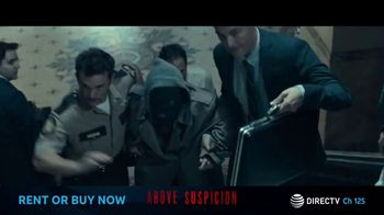 DIRECTV Cinema TV Spot, 'Above Suspicion' - Thumbnail 8
