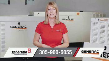 Generator Supercenter TV Spot, 'Hurricane Season: Generac Home Standby Generator' - Thumbnail 3
