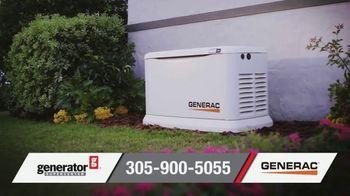 Generator Supercenter TV Spot, 'Hurricane Season: Generac Home Standby Generator' - Thumbnail 4