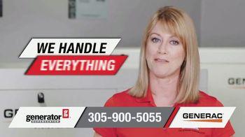 Generator Supercenter TV Spot, 'Hurricane Season: Generac Home Standby Generator' - Thumbnail 6