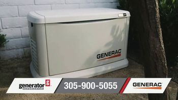 Generator Supercenter TV Spot, 'Hurricane Season: Generac Home Standby Generator' - Thumbnail 8
