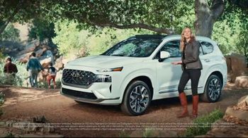 2021 Hyundai Santa Fe TV Spot, 'Family Adventure' [T2]