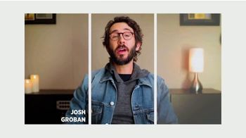 Cura Foundation TV Spot, 'Soundtrack of Our Lives' Featuring Josh Groban - Thumbnail 3