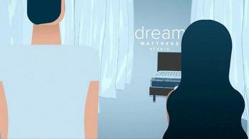 American Signature Furniture Memorial Day Sale TV Spot, 'Dream Mattress Studio: 20% Off'
