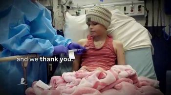 St. Jude Children's Research Hospital TV Spot, 'We Stand With You' - Thumbnail 6