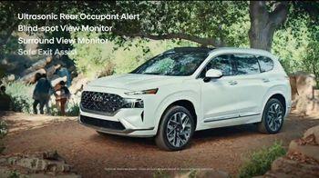 2021 Hyundai Santa Fe TV Spot, 'Family Adventure: Competitors' [T2]