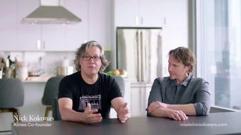 Made In Cookware TV Spot, 'The Best Chefs Are Using Made In' Ft. Matt Horn, Tom Colicchio, Grant Achatz - Thumbnail 4