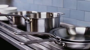Made In Cookware TV Spot, 'The Best Chefs Are Using Made In' Ft. Matt Horn, Tom Colicchio, Grant Achatz - Thumbnail 7