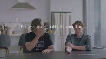 Made In Cookware TV Spot, 'The Best Chefs Are Using Made In' Ft. Matt Horn, Tom Colicchio, Grant Achatz - Thumbnail 9