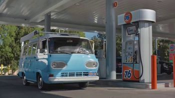 76 Gas Station TV Spot, 'Jean and Gene's Awesome Adventure Road Trip: Burrs' - Thumbnail 1