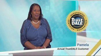 TrustDALE TV Spot, 'Pamela'