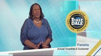 TrustDALE TV Spot, 'Pamela' - Thumbnail 2